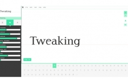 Creare font online: con Prototypo sarà possibile farlo!