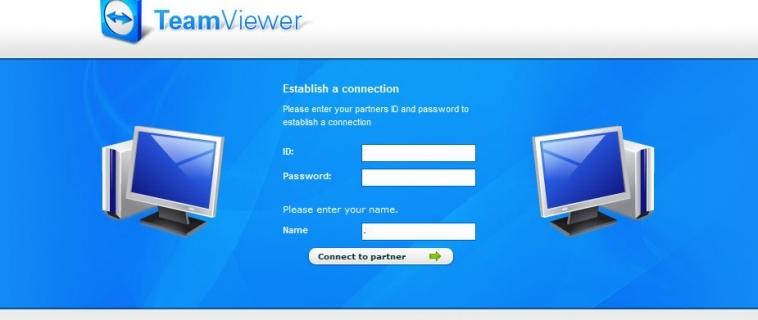 Controllo remoto e support tecnico tramite Internet